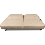 "Lippert 364578 62"" Jack-Knife Sofa in Beckham Tan"