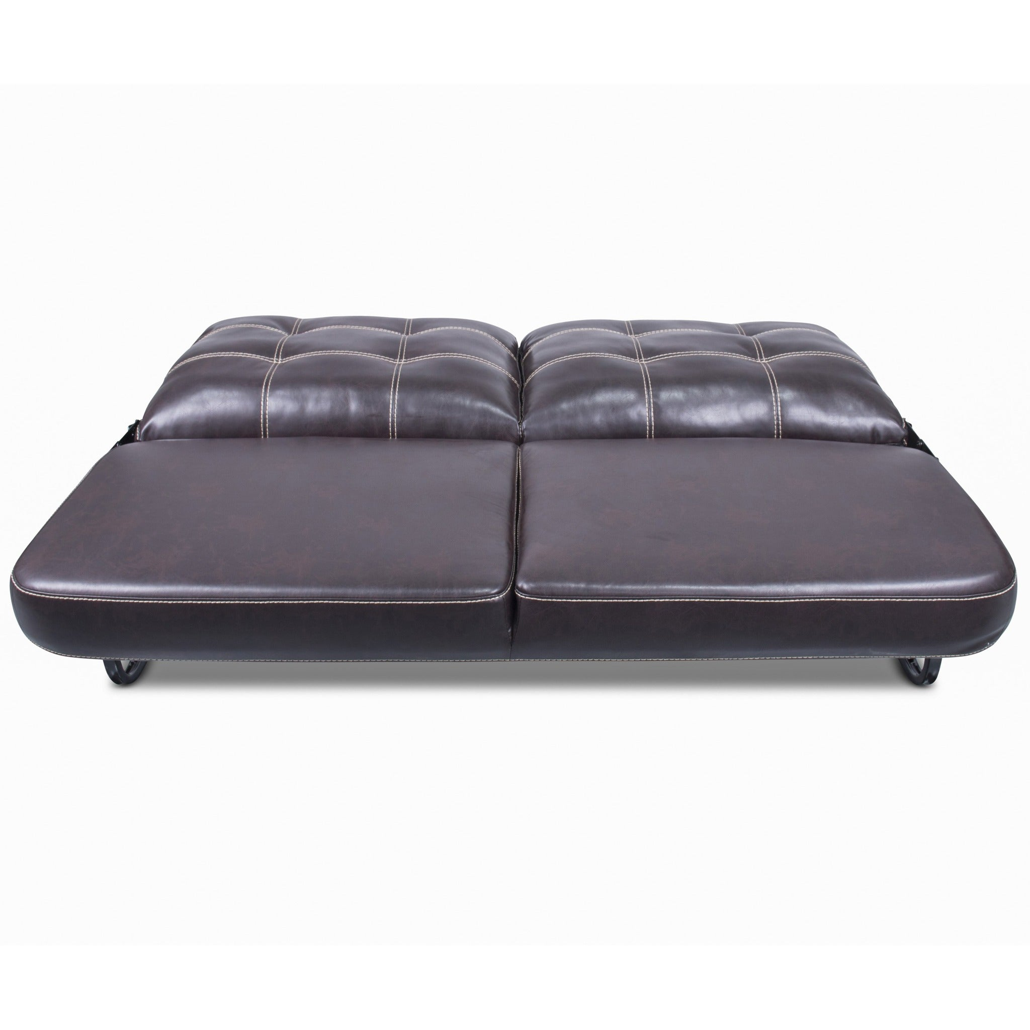 Lippert 389311 68 Jack Knife Sofa In Majestic Chocolate General