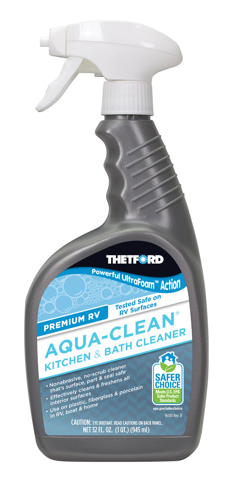 Thetford UltraFoam Aqua Kitchen and Bath Cleaner