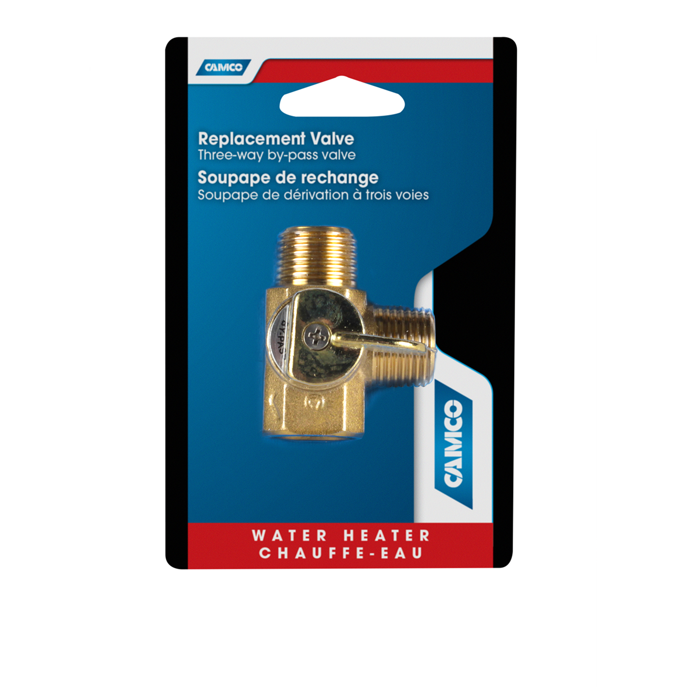 Camco 37463 3-Way By-Pass Vave Replacement