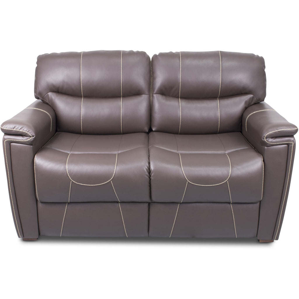 "Lippert 377706 60"" Trifold Sofa in Majestic Chocolate"