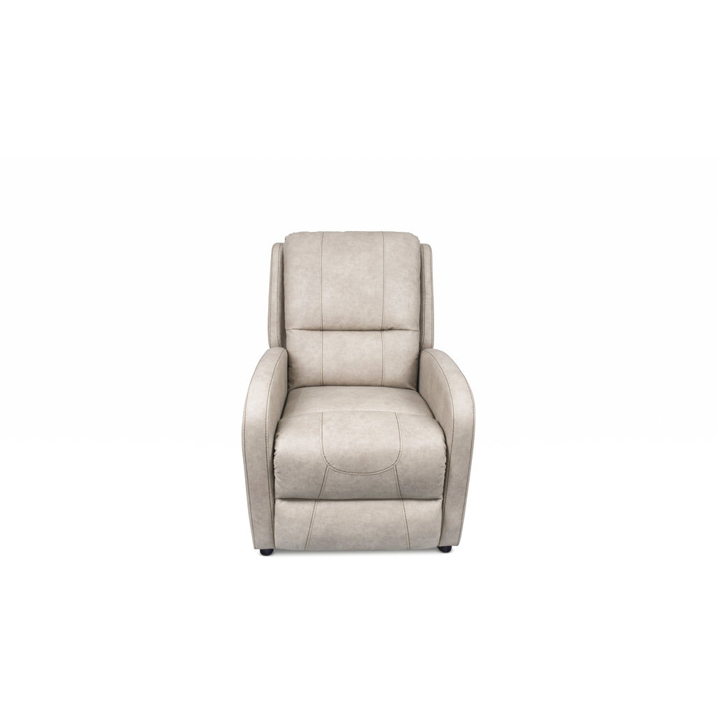 Lippert 380398 Pushback Recliner in Grantland Doeskin
