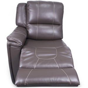 Lippert 386638 Right Hand Recliner in Majestic Chocolate
