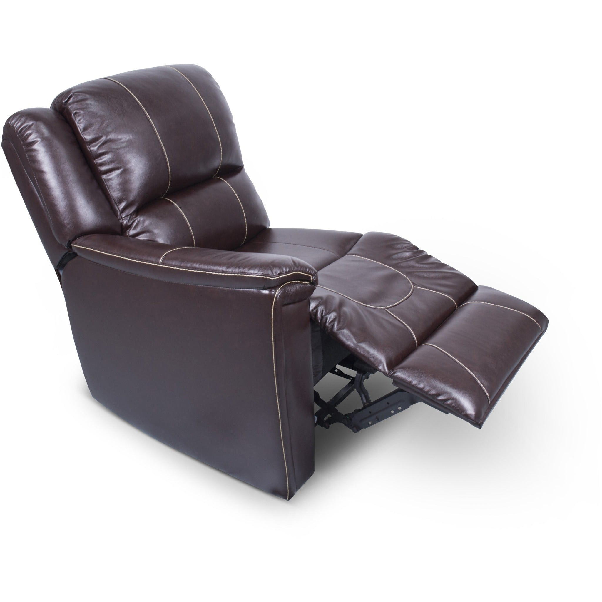 Lippert 386642 Right Hand Recliner in Jaleco Chocolate