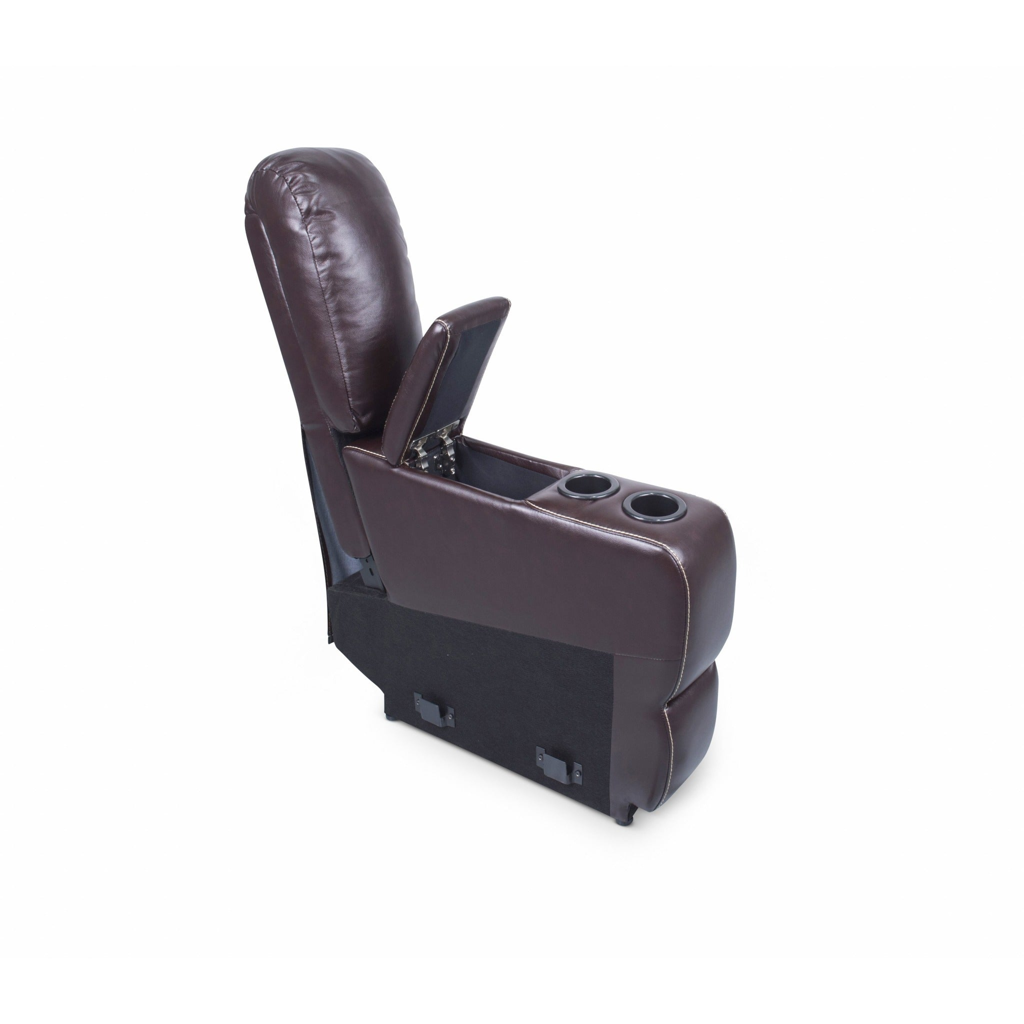 Lippert 386643 Center Console in Jaleco Chocolate