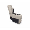 Lippert 386647 Center Console in Grandland Doeskin