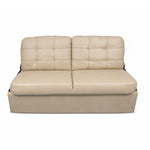 "Lippert 389304 62"" Jack-Knife Sofa in Pivot Harvest"