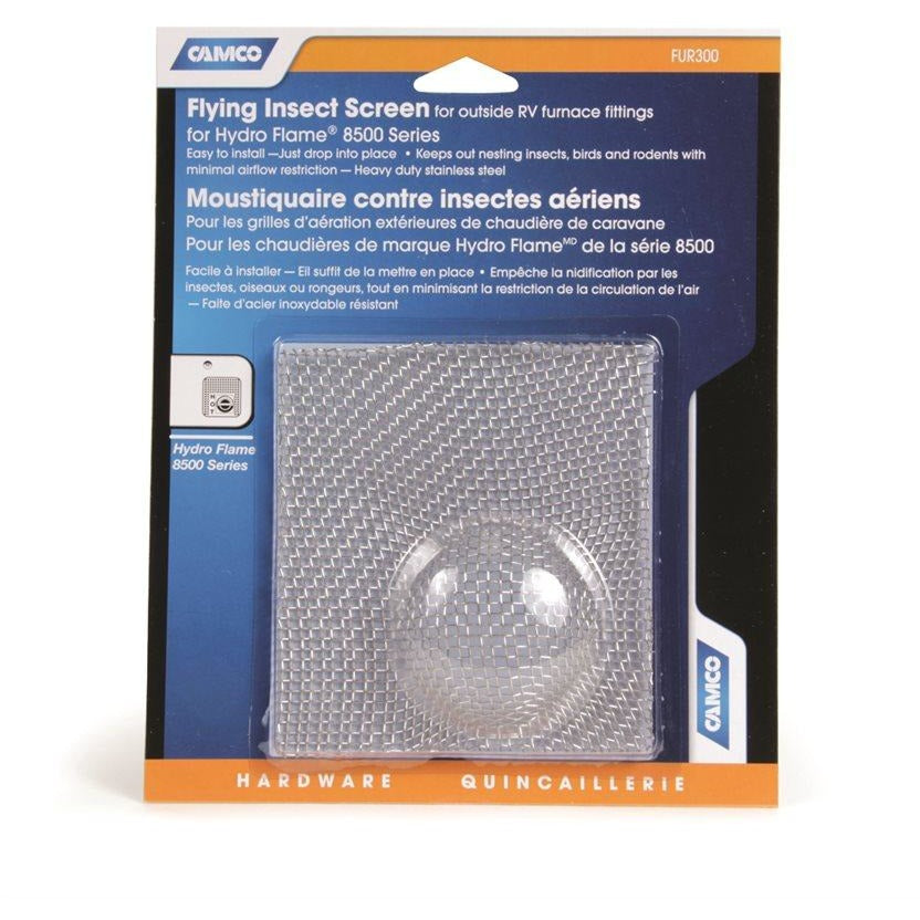 Camco 42142 Flying Insect Screen - FUR300, Hydroflame 8500 Series