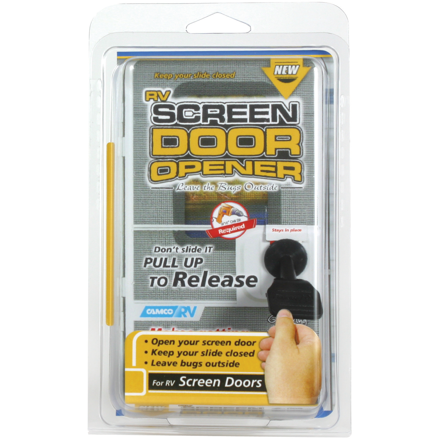 Camco 43953 Screen Door Opener General Rv Parts Catalog