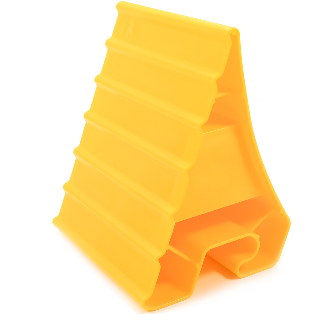 Camco 44492 Super Wheel Chock - Yellow