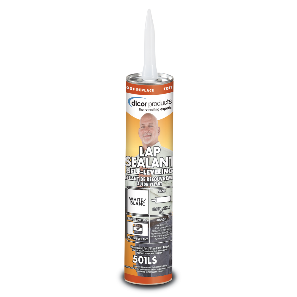Self-Leveling Lap Sealant (501LSW-1)