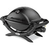 Weber 51010001 Black Q1200 LP Gas Grill