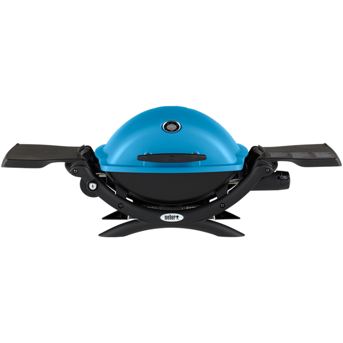 Weber 51080001 Blue Q1200 LP Gas Grill
