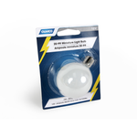 Camco 54707 Style 20-99 RV Cosmetic Frosted Light Bulb