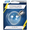Camco 54709 Style 20-99 RV Cosmetic Clear Bulb