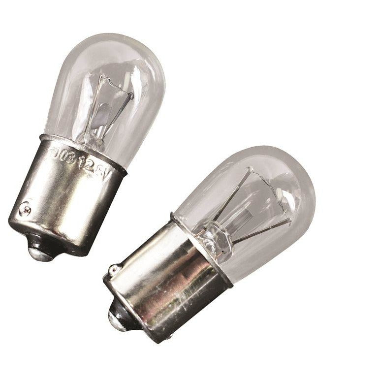 Camco 54773 Bulb 1003 - Auto/RV Interior (2 Pack)