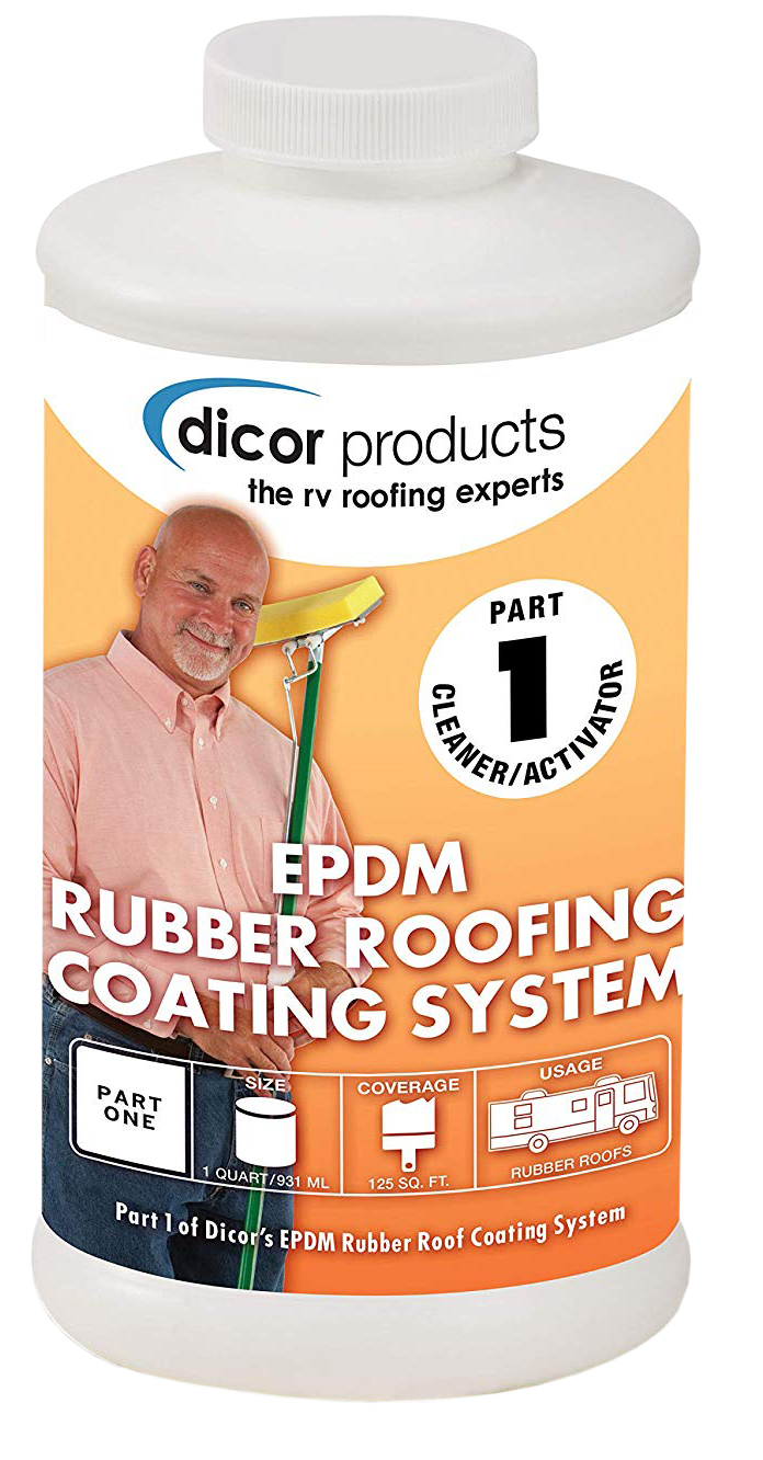 Dicor Rubber Roof Cleaner & UV Protectant