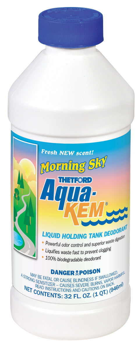 Thetford Aqua-Kem Morning Sky 32oz (D)