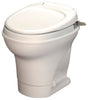 Thetford Aqua Magic V Low Footflush Parchment Toilet