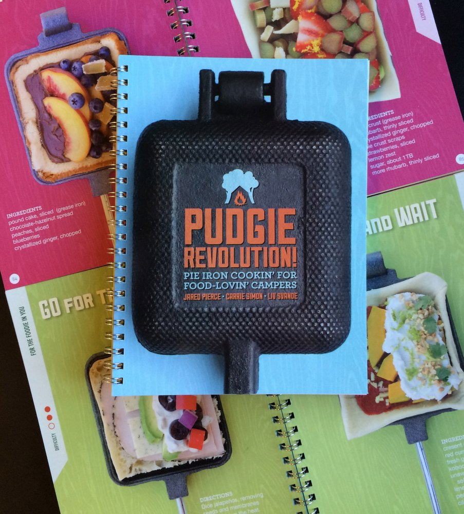 Pudgie Revolution Cook Book