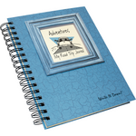 Journals Unlimited JU-72 Adventures - My Road Trip Journal (D)