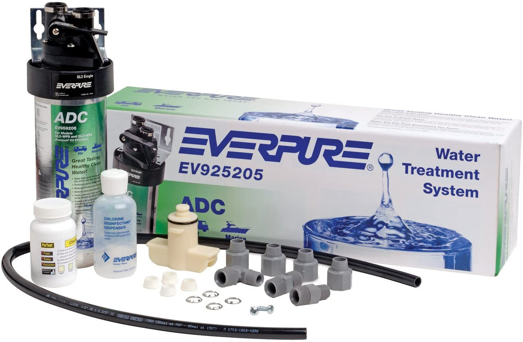 Everpure filtration system