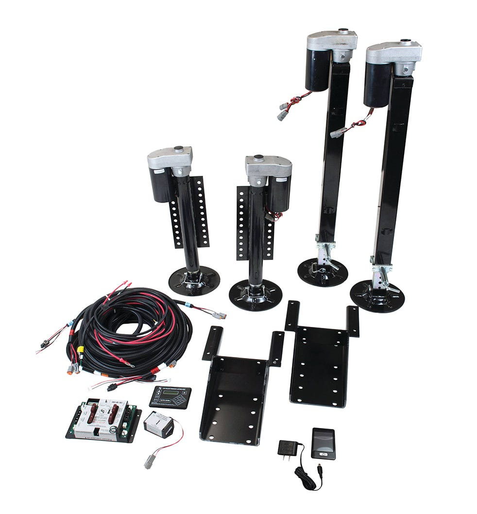 Lippert Ground Control 3.0 Electric 5th Wheel 6 Point 30K Leveling System