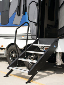 "MORryde StepAbove RV Steps 27"" - 32"" Door"