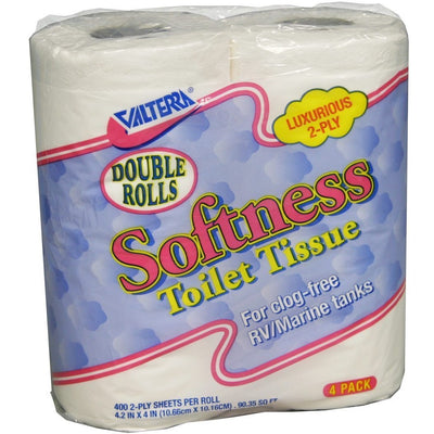 Valterra Softness Toilet Tissue - 2-Ply