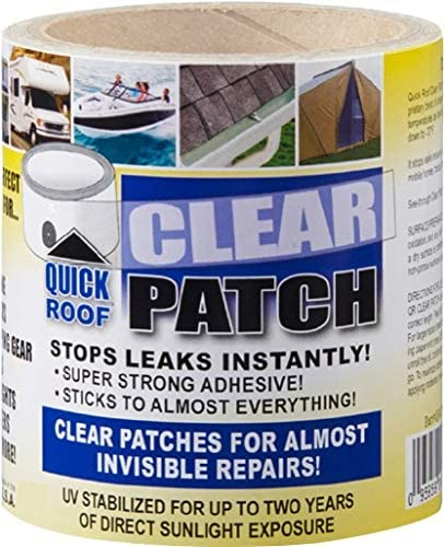 Quick Roof Clear Patch
