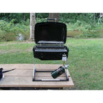 Fleming RVAD400 Black LP Sidekick Gas Grill
