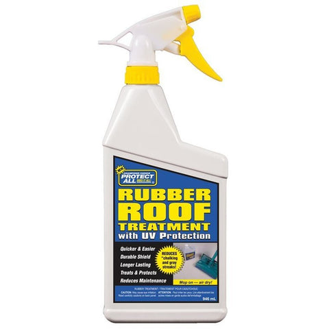 Protect All 68032 Rubber Roof Treatment General Rv Parts