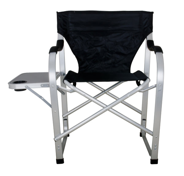 HD Directors Chair - Black