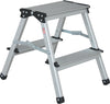 Aluminum step stool (2 step)