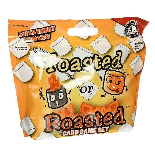 Toasted or Roasted Card Game