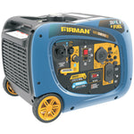 Dual fuel inverter 3200/2900W electric start