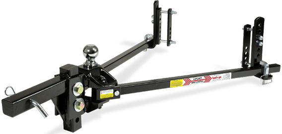 Equal-i-zer 1,000/10,000 lb 4 Point Sway Control Hitch