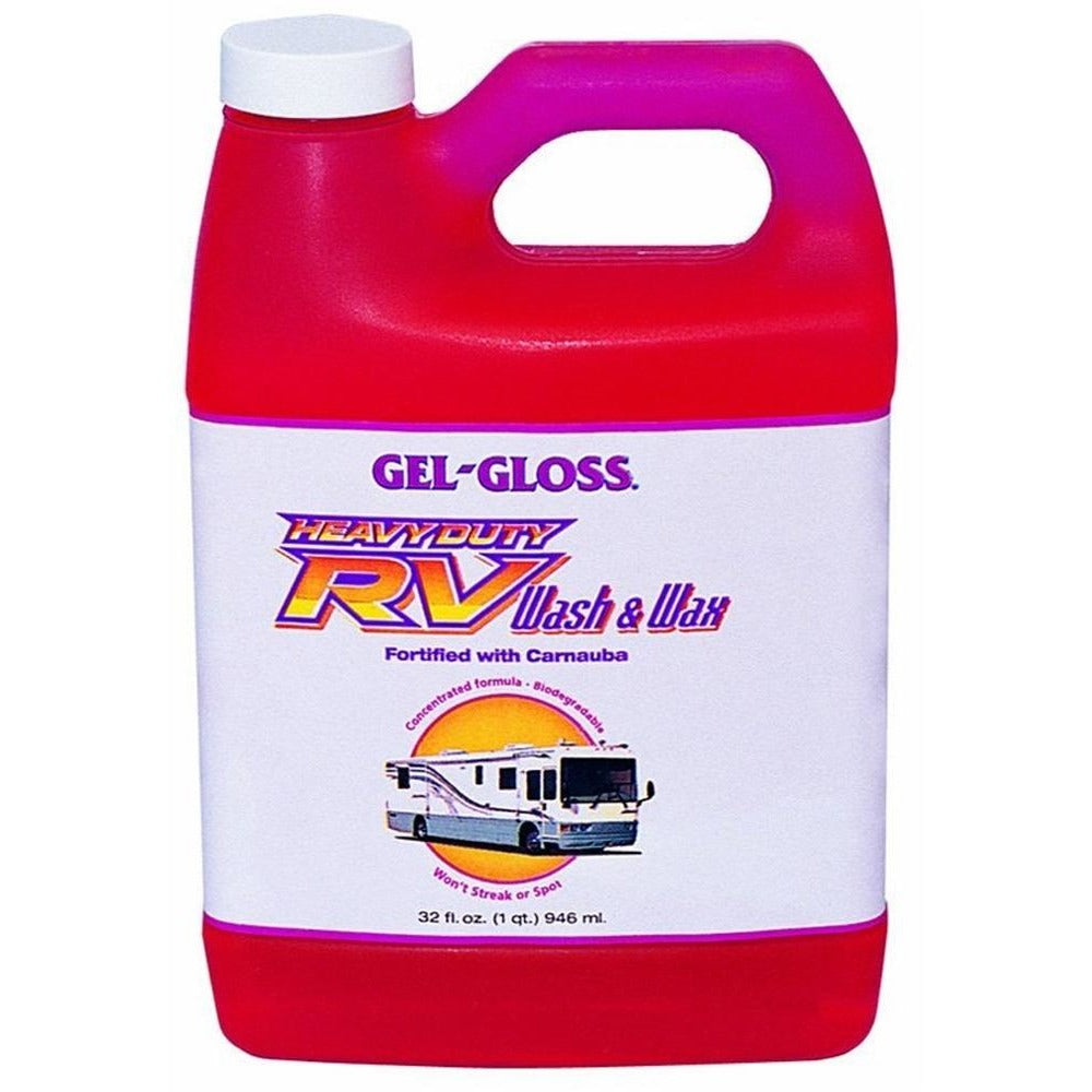 T.R Industries WW-32 32oz RV Wash and Wax