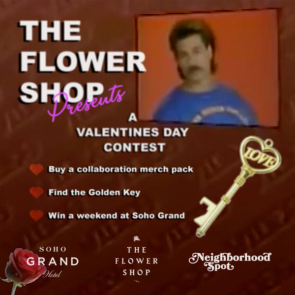 VALENTINE'S DAY LOVERS CONTEST PACKAGE!