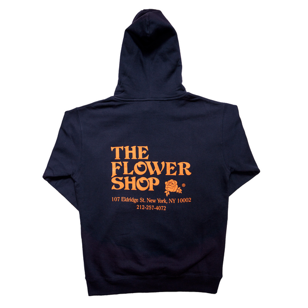 TFS Franchise Hoodie (navy/orange)