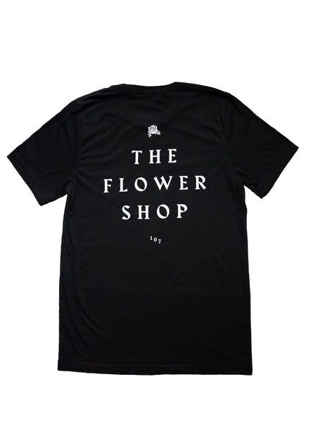 The Flower Shop OG Tee (black)