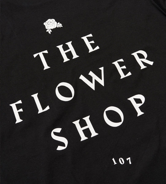 RVCA x The Flower Shop Simple Short Sleeve