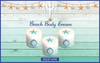 Starfish Beach Body Cream