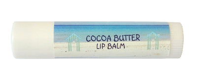 Natural Cocoa Butter Lip Balm-Unflavored