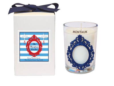 Luxury The Hamptons Seaside 100% Coconut SOY 8 oz. Candle