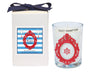 Luxury The Hamptons Ships Wheel Seaside 100% Coconut SOY 8 oz. Candle