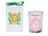 Luxury Flamingo Palm Beach 100% Coconut SOY 8 oz. Candle