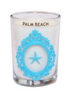 Luxury Starfish Palm Beach 100% Coconut SOY 8 oz. Candle