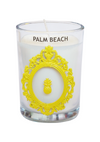 Luxury Pineapple Palm Beach 100% Coconut SOY 8 oz. Candle