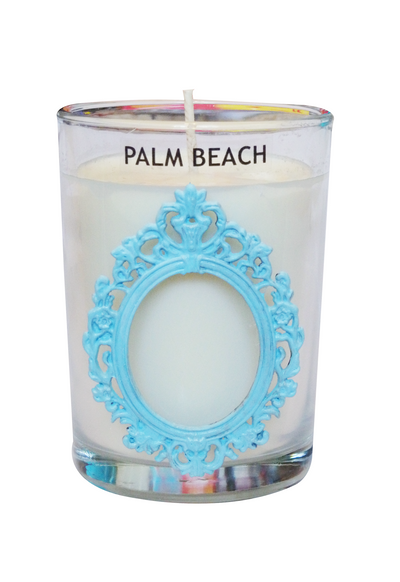 Luxury Palm Beach 100% Coconut SOY 8 oz. Candle
